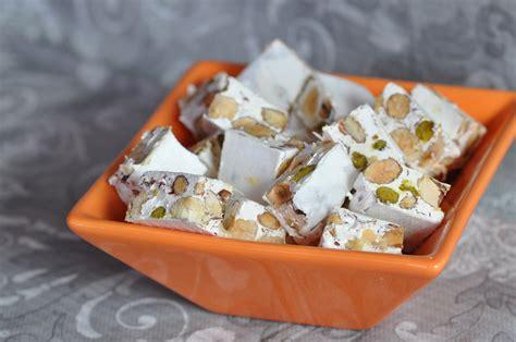 mercotte cuisine nougat blanc maison cuisine avec du chocolat ou