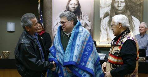 attorney general unveils plan  missing native americans
