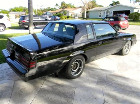 Buick Grand National Parts by 1986 Buick Regal Grand National 3 8l V6 Turbo Lots Of