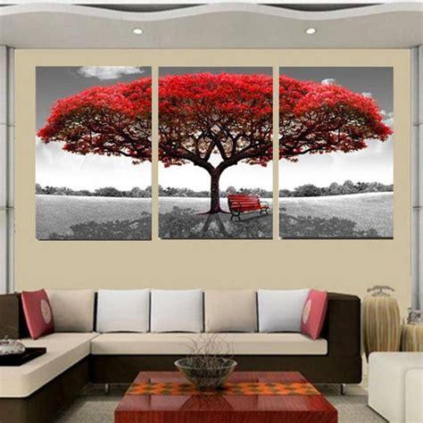 como decorar ambientes  quadros grandes