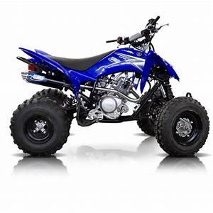 Quad 125 Yamaha : yamaha raptor 125 atv exhaust hmf racing ~ Nature-et-papiers.com Idées de Décoration