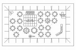 Cad Tent Layout For Wedding Reception With 150 Guests In Anacortes  U203a Pacific Party Canopies