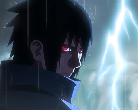sasuke uchiha sharingan wallpaper desktop background