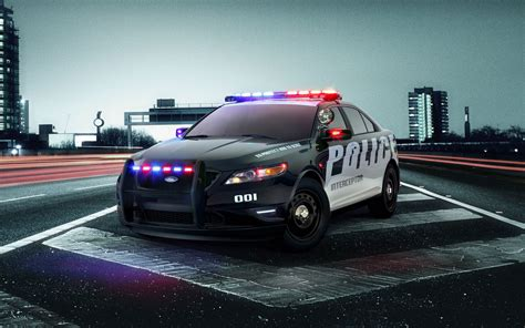 2018 Ford Police Interceptor Front Three Quarter Photo 6