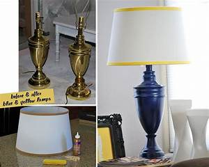 51 best lamp updates images on pinterest home ideas With metal floor lamp makeover