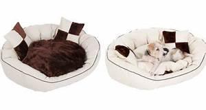 Panier Chien Design : paniers et couchettes confortables pour chiens pour le bonheur de vos animaux ~ Teatrodelosmanantiales.com Idées de Décoration