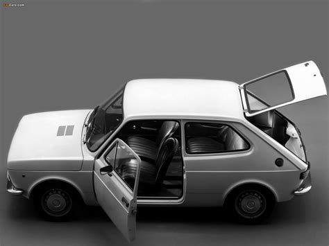 1971 Fiat 127 Car Photos Catalog 2018