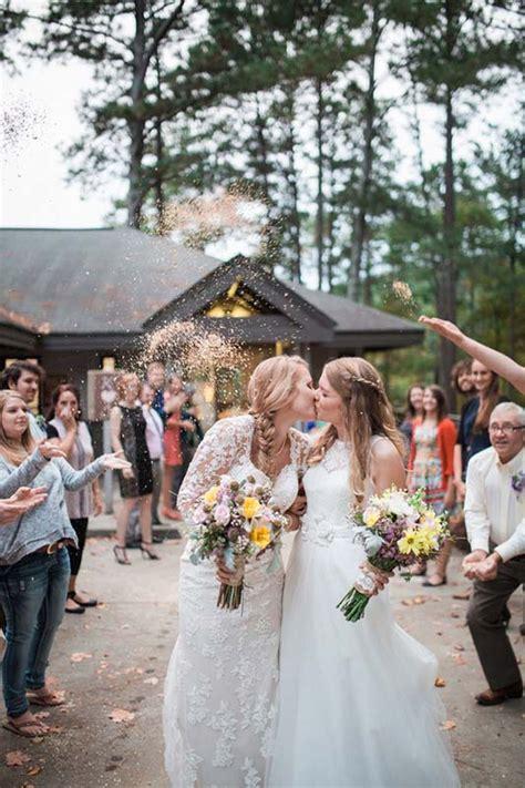 state park georgia lesbian wedding equally wed modern