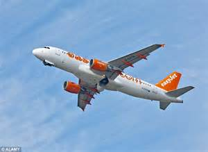 easyjet flight  emergency landing  stansted airport