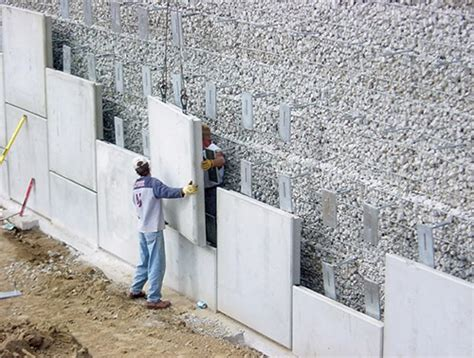 ares retaining walls engineered solutions