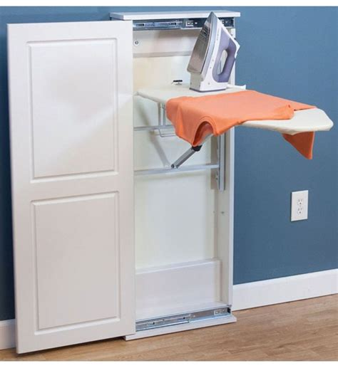 Ironing Board Cabinets Home Depot by Ironing Board Storage Cabinet