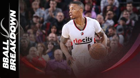The NBA MVP Breakdown Weekly: Damian Lillard Moving Up ...