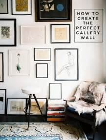 How to create the perfect gallery wall interior