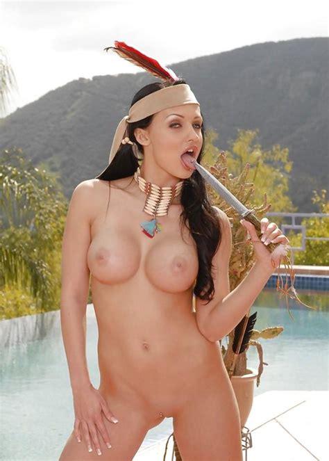 American Indian Princess Aletta Ocean Zb Porn