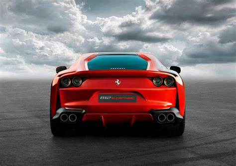 Ferrari 812 Superfast The New F12 Rolls Into Geneva By
