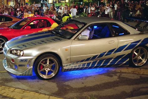 Fast And The Furious Movies Every Stunt, Song, Car Ranked