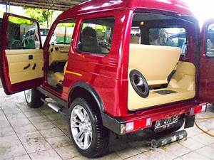Kumpulan Modifikasi Mobil Katana 1989 Terbaru