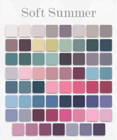 color me beautiful summer 118 best images about color me beautiful summer on