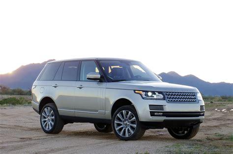 2018 Land Rover Range Rover Wvideo Autoblog