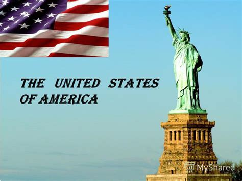 презентация на тему quot page 1 the united states of america page 2 washington is the capital of