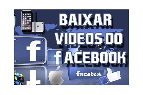 baixar vídeo do facebook no snaptube