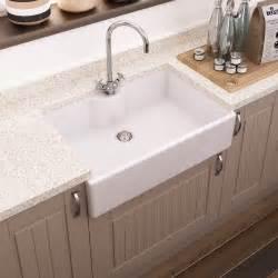Bac 70 X 70 by Premier Oxford Butler Ceramic Kitchen Sink 795 X 500 X 220