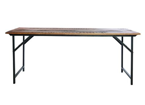 table basse pliable en bois ezooq