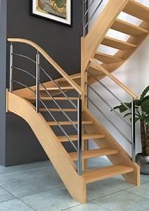 Escalier Bois Contemporain. collection contemporain escaliers ...