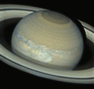Saturn | ESA/Hubble