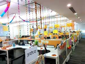 Diwali Office Decoration Ideas