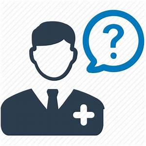 Answer, ask, doctor, health, medical, question icon | Icon ...