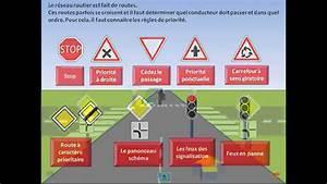 Intersection Code De La Route : cours de code pannonceau schema youtube ~ Medecine-chirurgie-esthetiques.com Avis de Voitures