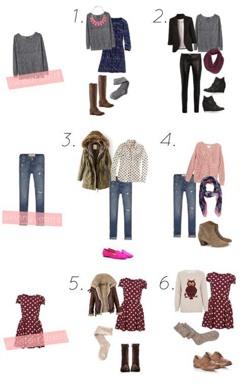 Cute Cold Day Outfits | www.pixshark.com - Images Galleries With A Bite!