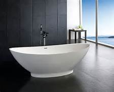 Freestanding Stone Bathtubs by Soaker Tubs Free Standing Stone Resin Bathtub Bathroom Soaking Tubs And
