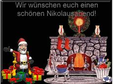 Nikolausabend, eCard, Grusskarten fuer jeden anlass