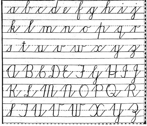 Should Cursive Handwriting Be Mandatory  100 Classics Challenge