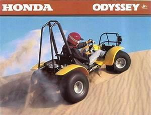 Honda Odyssey Atv Pictures