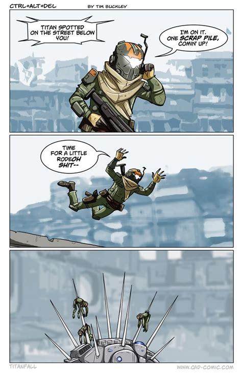 Titanfall Memes - funny titanfall comic titanfall fan creations pinterest best comic ideas