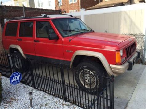 how it works cars 1993 jeep cherokee spare parts catalogs purchase used 1993 jeep cherokee country sport utility 4 door 4 0l in brooklyn new york united