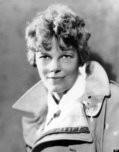 A Woman Named Amelia Rose Earhart Just Took Off On A ...