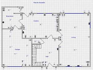 plan electrique de maison With faire son electricite maison