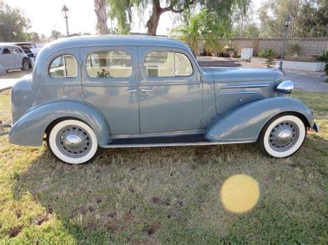 1936 Chevy Master Deluxe 4 Door
