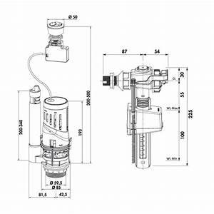 Mecanisme Chasse D Eau : mecanisme chasse d 39 eau a cable ~ Dailycaller-alerts.com Idées de Décoration