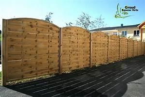 Palissade De Jardin : palissade jardin bois ~ Melissatoandfro.com Idées de Décoration