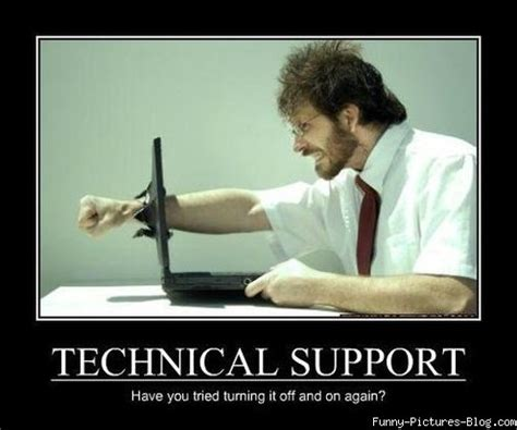 Tech Support Memes - bizarre calls to technical support the blog of charles
