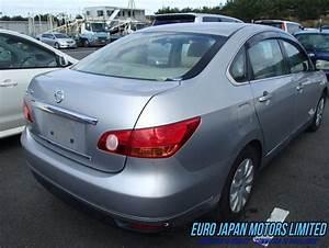 Nissan Bluebird Sylphy 2015