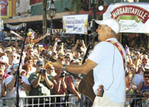 jimmy buffett fan site parrot heads flock to festival through nov 5
