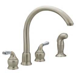 repair moen kitchen faucets faucet 7786 in chrome by moen