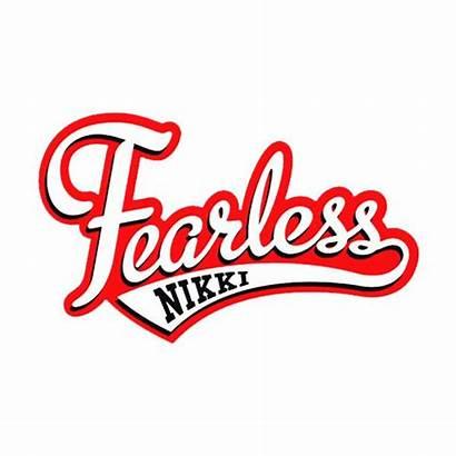 Bella Nikki Fearless Wwe Twins Divas Font