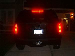 Need Help   Escalade Tail Light Coversion On Tahoe